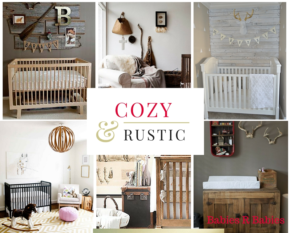 most beautiful rustic neutral baby nursery designs and ideas