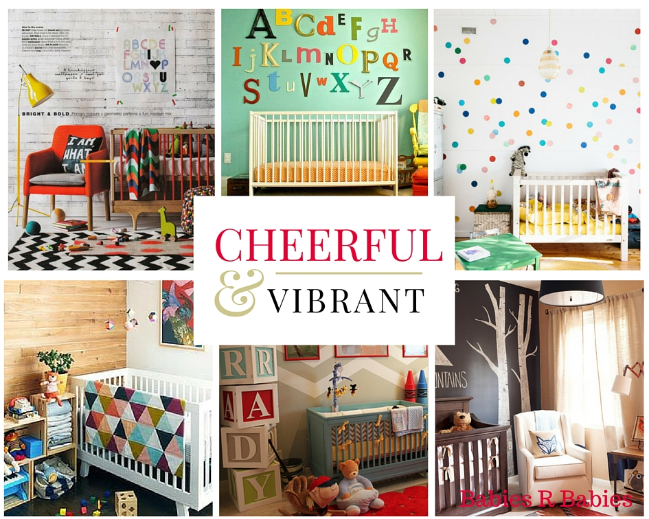 most beautiful vibrant neutral baby nursery designs and ideas