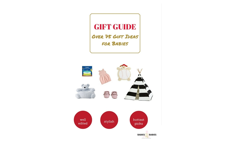 <h1>BABY GIFT GUIDE:75 GIFT IDEAS FOR BABIES</h1>