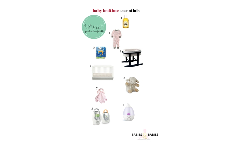 Baby Bedtime Essentials