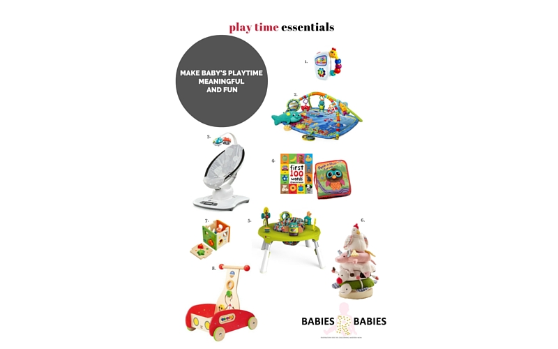 Baby Playtime Essentials