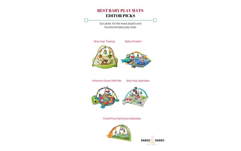 Best Baby Play Mats : Editor Picks