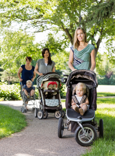 choose a baby stroller