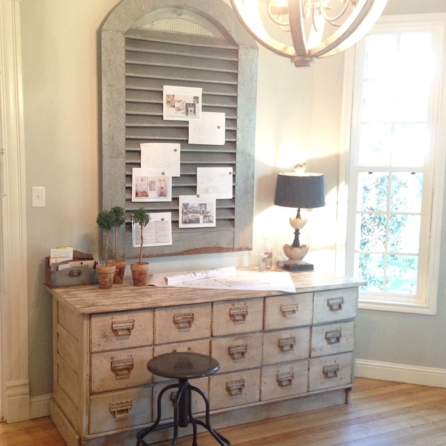 get the fixer upper look