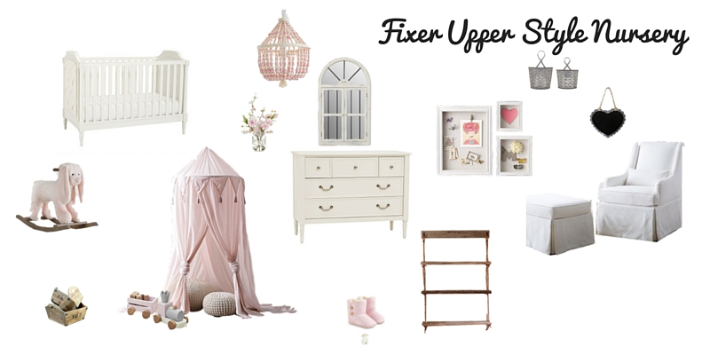 Fixer Upper Nursery