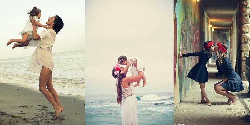 20 Breathtaking mom and baby photos