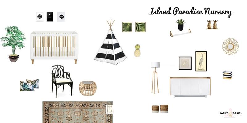 Island Paradise Nursery