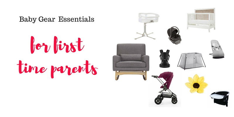 Baby Gear Essentials</h1>