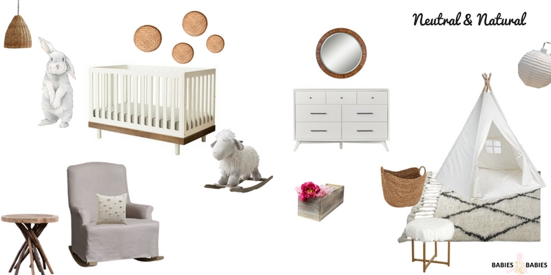 Neutral and Natural Nursery