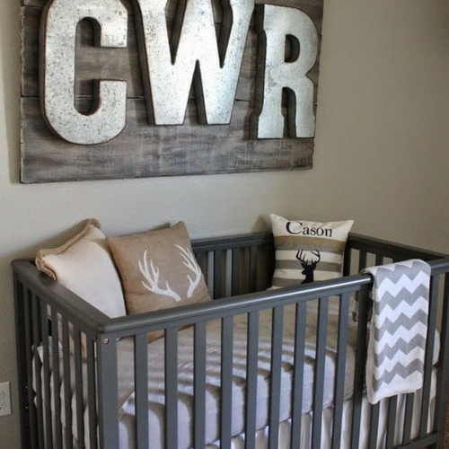 RUSTIC CHIC NURSERY