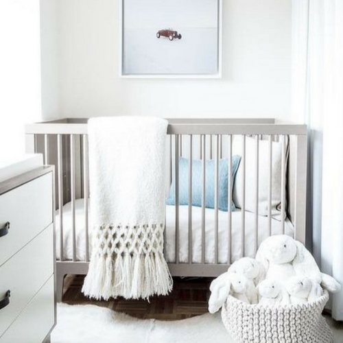 nursery ideas for small spaces