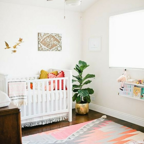 21 baby nursery ideas for small spaces nursery design studio - Nursery ideas small spaces style ...