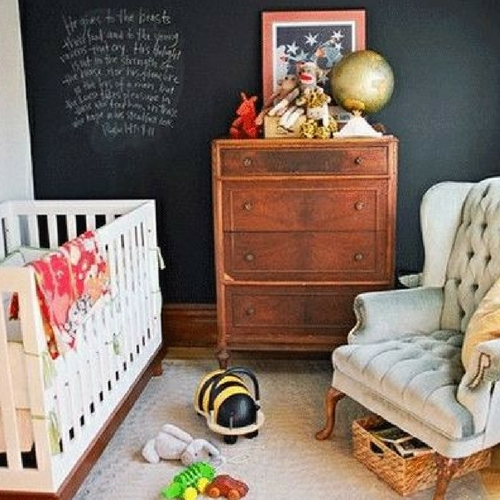 ursery design ideas for small spaces