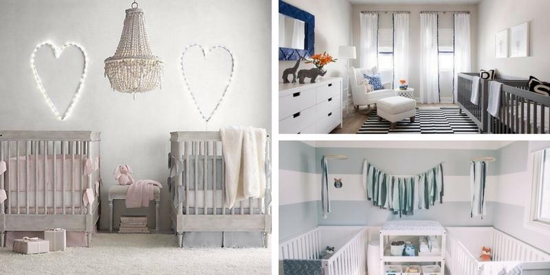 17 Gorgeous Twin Nursery Ideas Nursery Design Studio