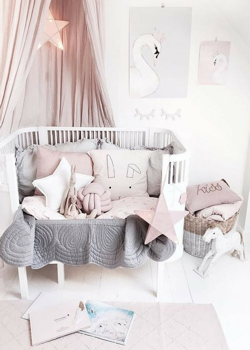 nursery canopy ideas