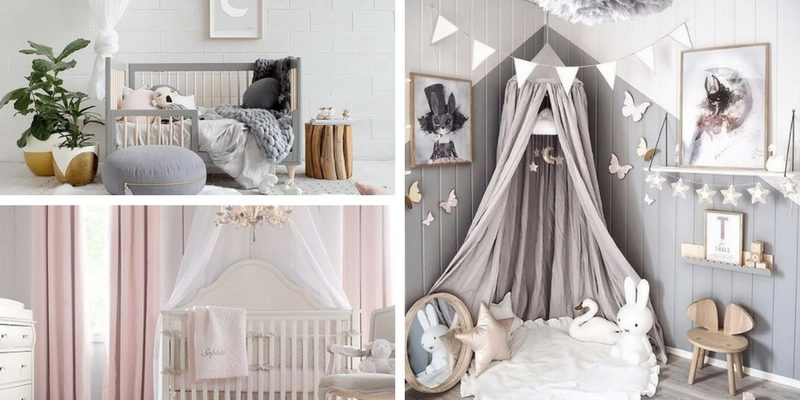 21 stunning nursery designs with canopies