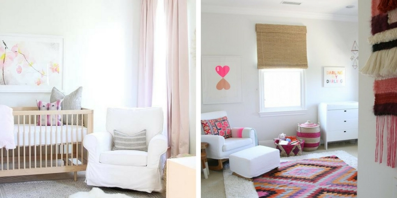 11 Fail-Proof Ways to make the nursery look expensive