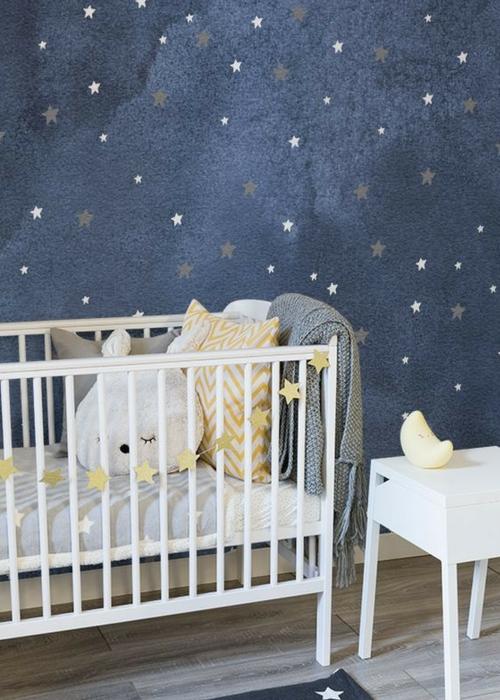 nursery wallpaper ideas