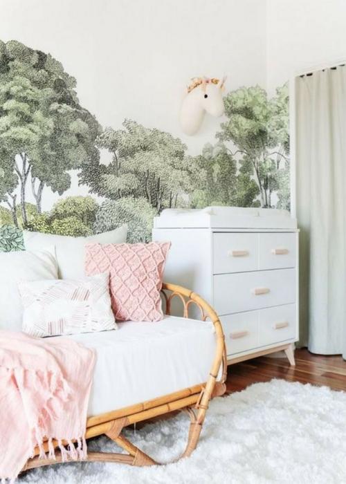 nursery wallpaper designs
