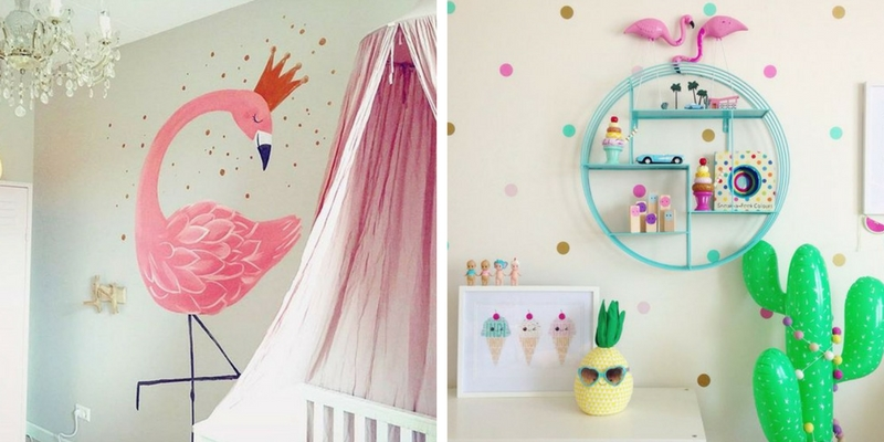 11 Instagram Worthy flamingo nursery designs