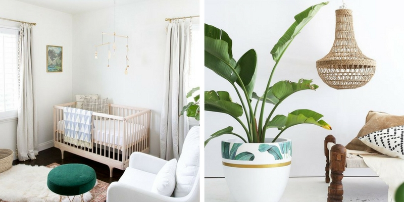 19 green nursery designs with huge style