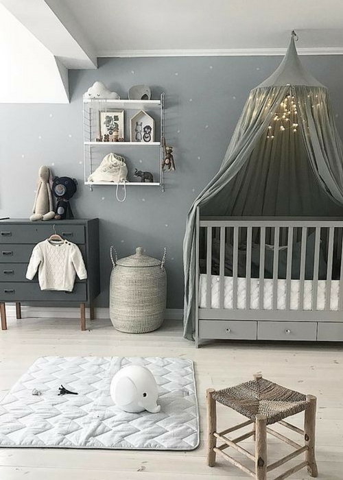 Best 25 Babies Rooms Ideas On Pinterest: 21 Scandinavian Nursery Designs That Will Have You Saying
