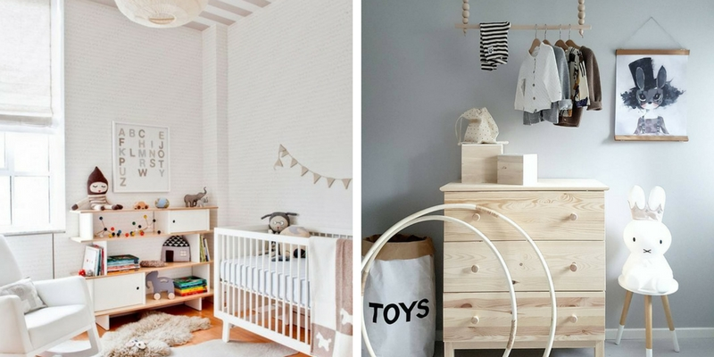 21 Scandinavian Nursery Designs That Will Have You Saying