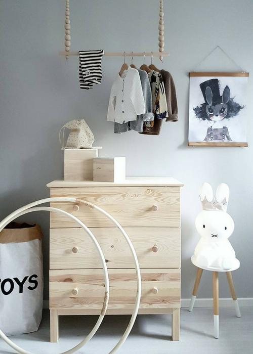 21 Scandinavian Nursery Ideas