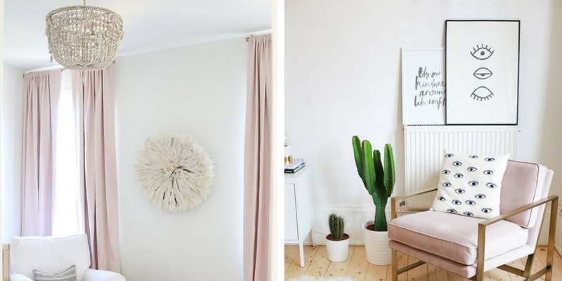 8 simple budget friendly tricks to make the nursery look luxurious