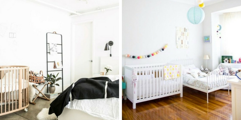 17 Shared Nursery Spaces that you must see
