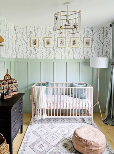 decorate a gender neutral nursery