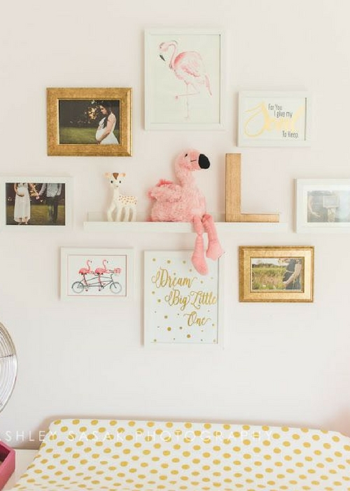 Flamingo Nursery Ideas