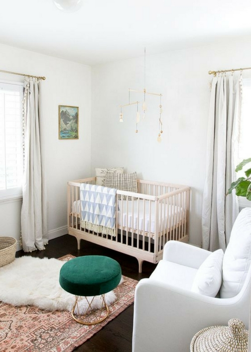 21 green nursery ideas