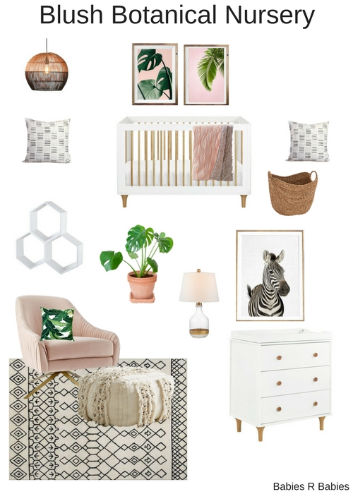 Green nursery designs