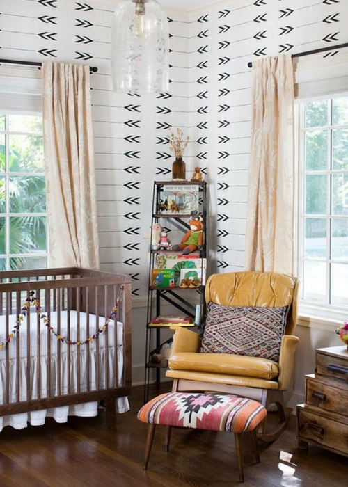 How to decorate a gender neutral nursery