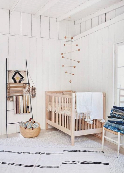 tips to decorating a nursery in a rental house