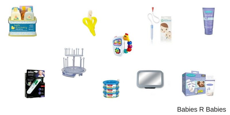 These top 10 baby registry items might surprise you