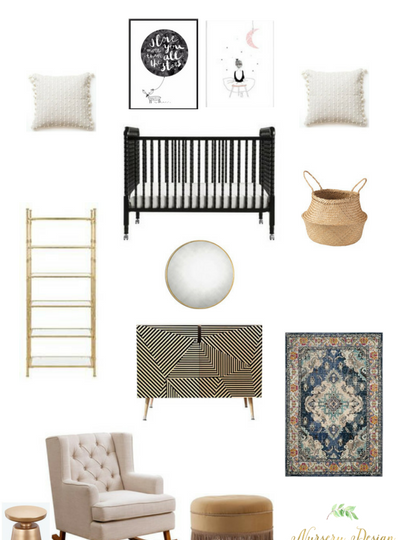 GET THE LOOK: MODERN AVENUE