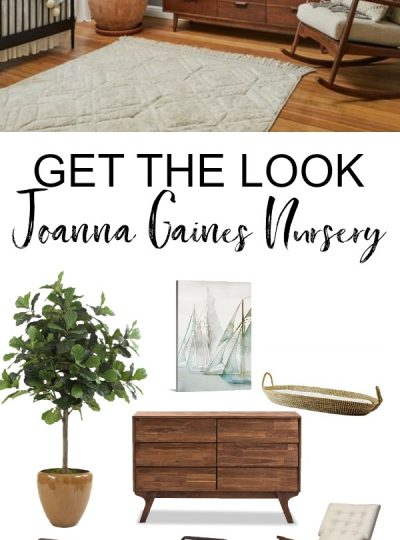 Joanna Gaines Nursery