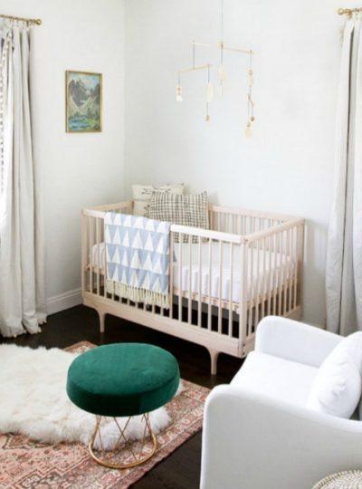 simple neutral nursery