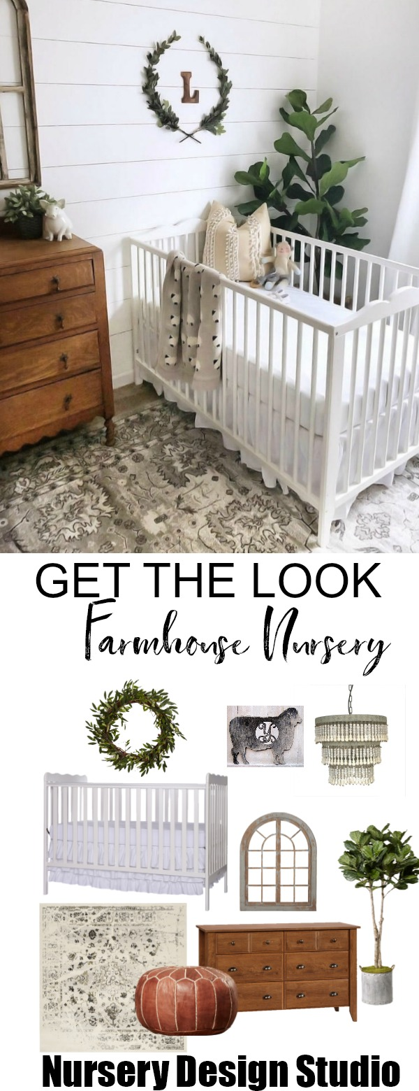 TRADITIONAL FARMHOUSE NURSERY