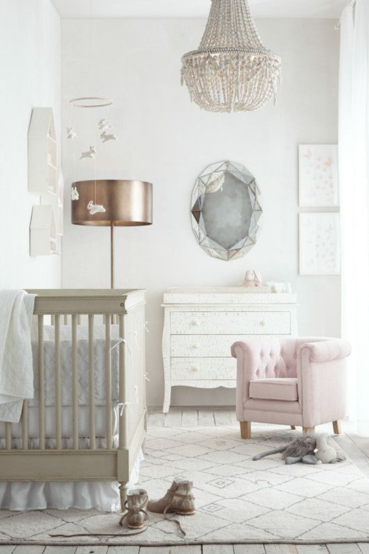 meghan markle nursery design