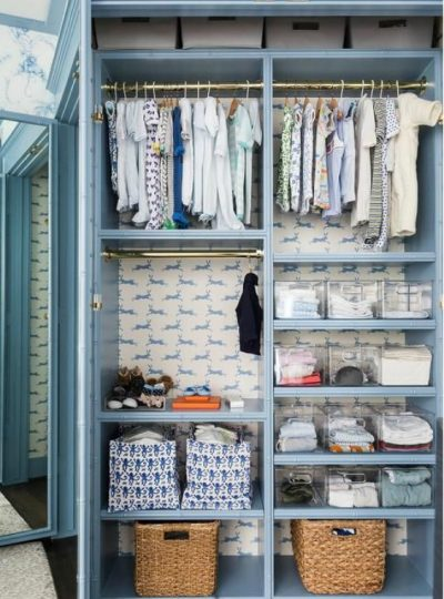 best nursery closet