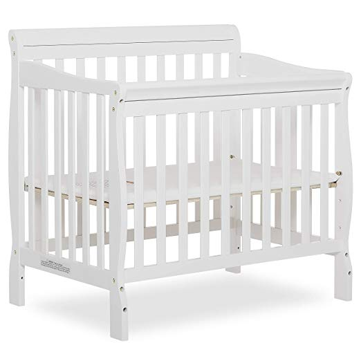 best twin mini crib