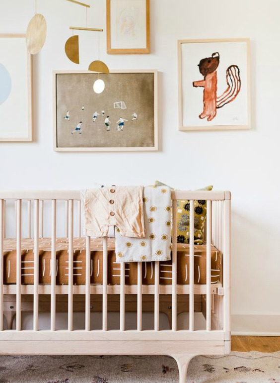 decorating a nursery without painting