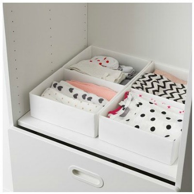nursery storage ideas from ikea