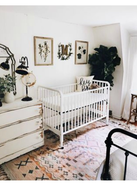 Sharing Master Bedroom With Baby Nursery Design Studio