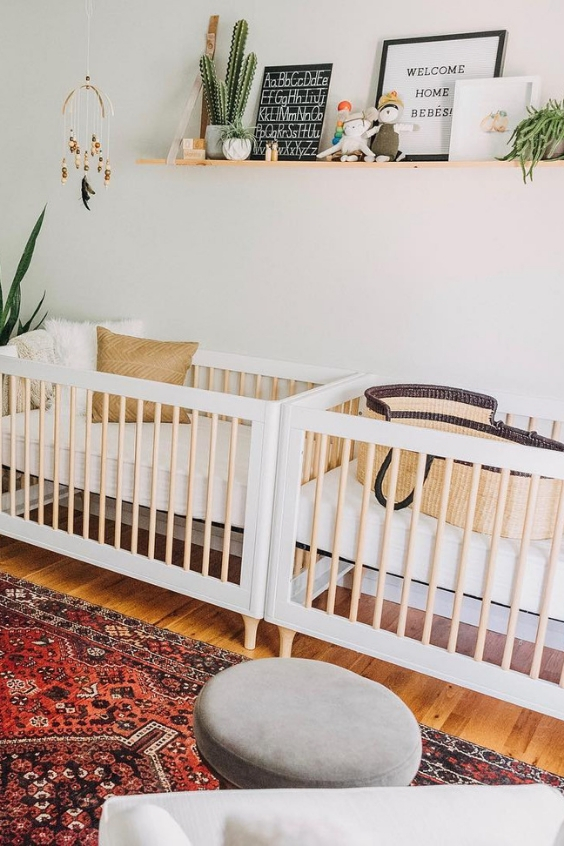 The Ultimate Guide To Designing A Twin Nursery