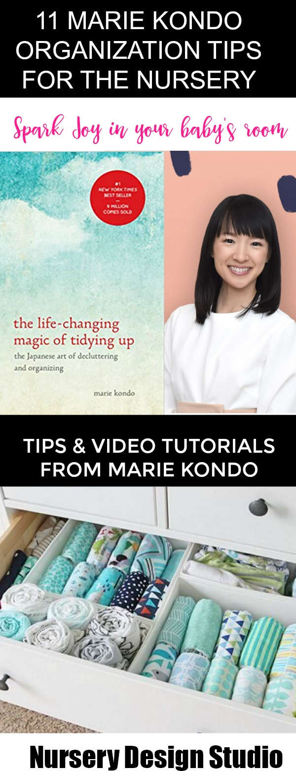 11 PRACTICAL TIPS TO KONMARI THE NURSERY