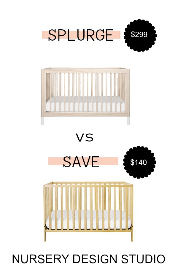 baby cribs you can afford